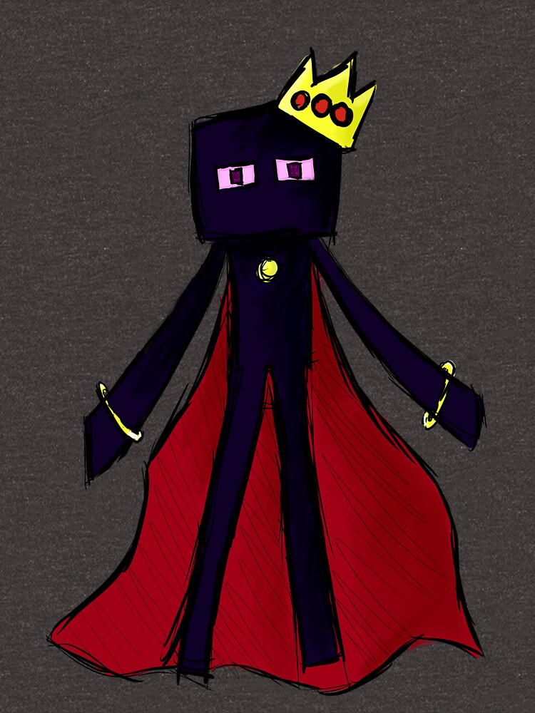 """""""Minecraft Royal Enderman"""" Zipped Hoodie by Thetipofthehat ..."""