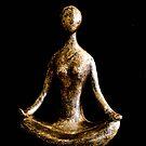 Modern Lotus Yogi by Jacqueline Cooper