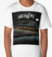 arcade fire hot design 2018 Long T-Shirt