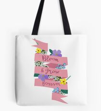 Bloom and Grow Forever Tote Bag