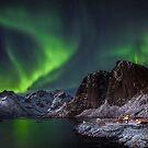 Hamnoy Lights by John Dekker