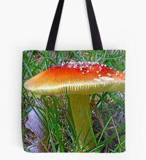*Amanita muscaria* Tote Bag