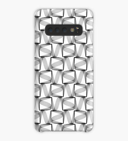 Lissajous_001 Case/Skin for Samsung Galaxy
