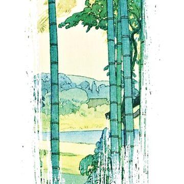 Japanese Kanji Writings Karuta Poem by ep5ilon