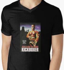 Kickboxer T-Shirt mit V-Ausschnitt