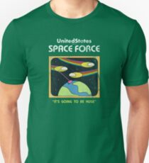 US Space Force Unisex T-Shirt