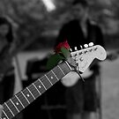 Red Rose by Kasia Fiszer