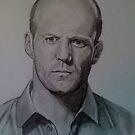 Jason Statham by Stephen  Rogers