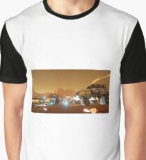 Mars Environment  Graphic T-Shirt