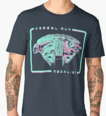 Kessel Run Medalist Men's Premium T-Shirt