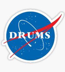 Grateful Dead: Drums Sticker