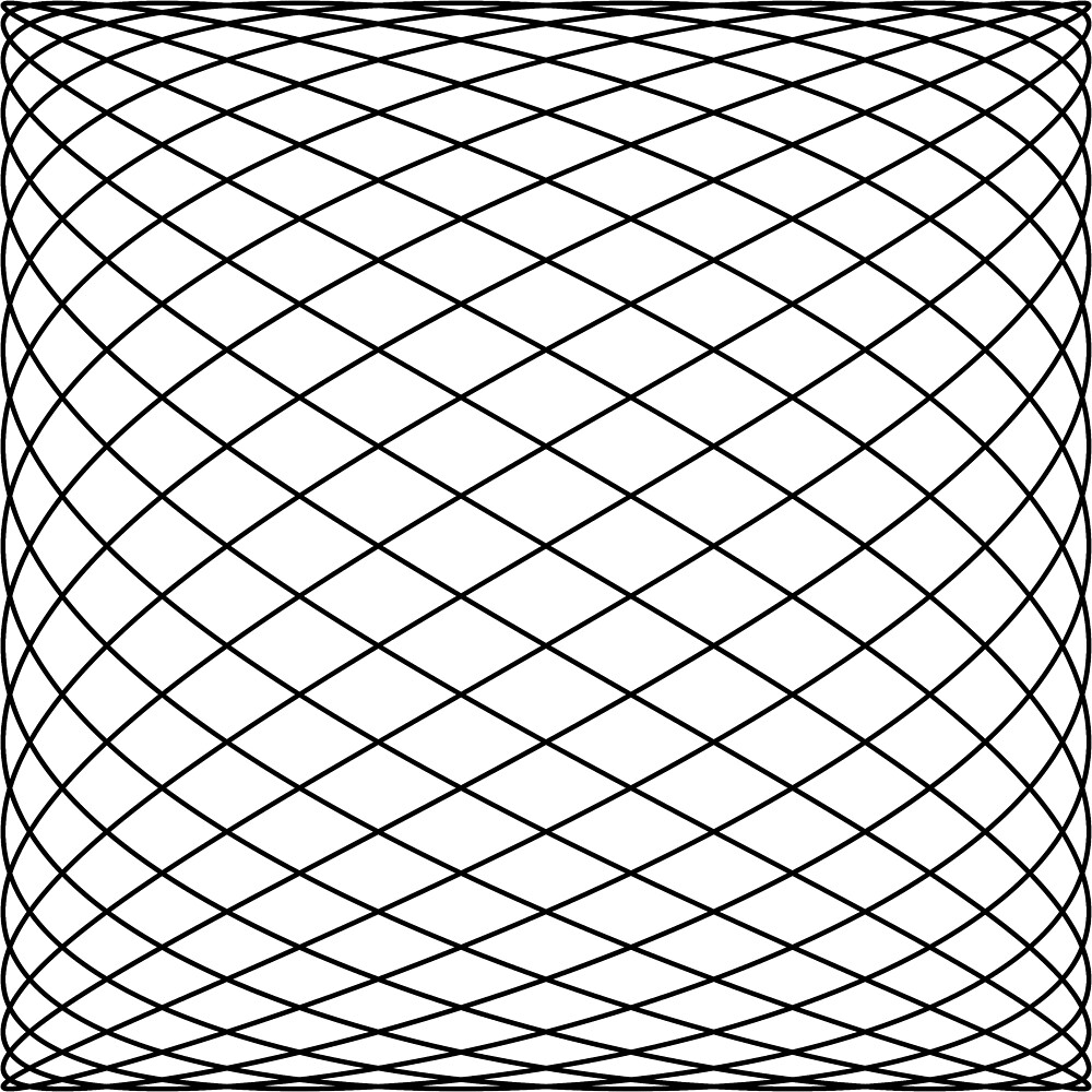 Lissajous_002 by Rupert Russell