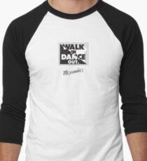 Mocambo Walk In, Dance Out Men's Baseball ¾ T-Shirt