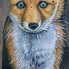 Little Foxy by Kim Donald
