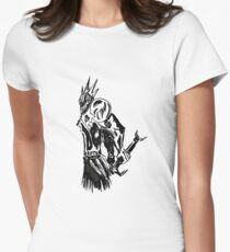 Sketch 72 - Warrior Women's Fitted T-Shirt