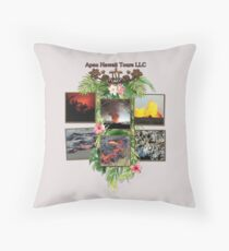 Apau Hawaii Tours - Lava Day Cycle Huddle Floor Pillow