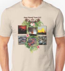 Apau Hawaii Tours - Lava Day Cycle Huddle Unisex T-Shirt