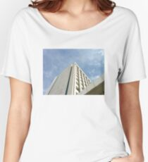 Geometric architecture  Women's Relaxed Fit T-Shirt