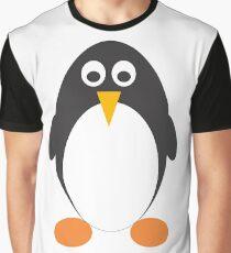 Cute Penguin Clipart  Graphic T-Shirt