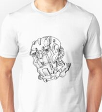Sketch 79 - Mr Robot Unisex T-Shirt