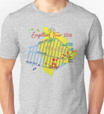 AHT - Concert Eruption Tour 2018 Design Unisex T-Shirt