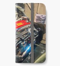 Classic Car Engine iPhone Wallet/Case/Skin