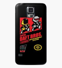 Super Daft Bros. Case/Skin for Samsung Galaxy