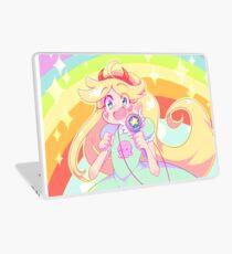 Magisches Mädchen Laptop Folie