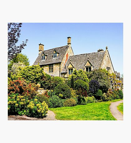 Glorious Cotswolds Photographic Print