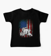 Jiu Jitsu USA Jiujitsu Shirt BJJ Tee Gift for Jiu-Jitsu Fan Baby Tee