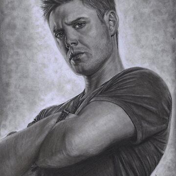 Dean Winchester by XFchemist-Art