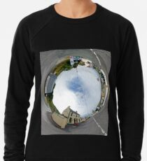Glencolmcille - Biddy's Crossroads Pub(Sky-in) Lightweight Sweatshirt