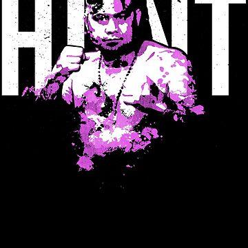 Mark Hunt by WhoDatNation
