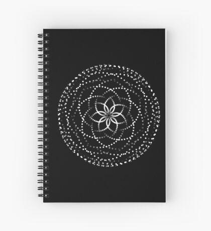 Spirograph V Spiral Notebook