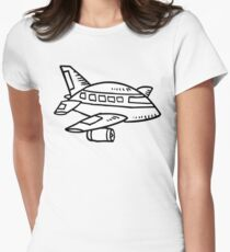 Doodle 02 - HHTY 13 Women's Fitted T-Shirt