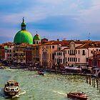 Venice, Italy by Fike2308