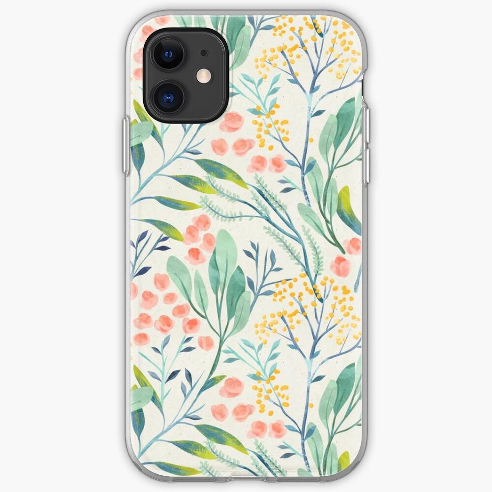 Botanical Garden iPhone Case & Cover