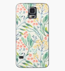 Botanical Garden Case/Skin for Samsung Galaxy