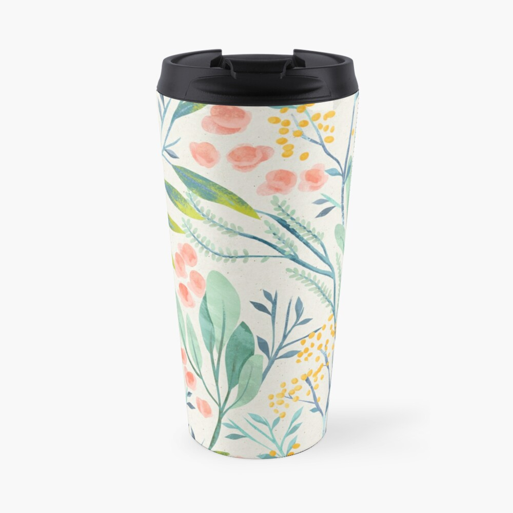 Botanical Garden Travel Mug