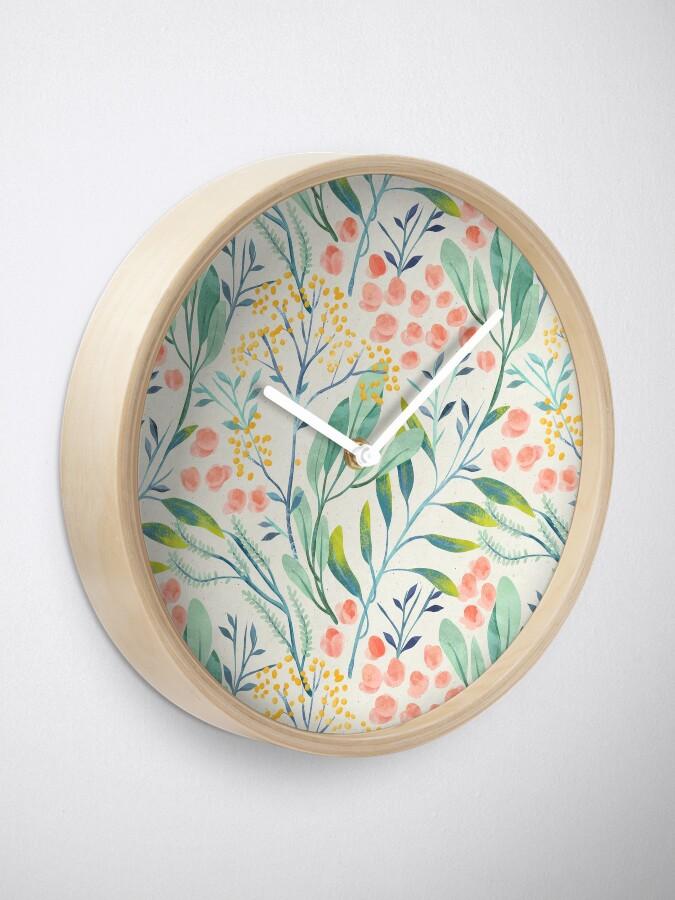 Alternative Ansicht von Botanischer Garten Uhr