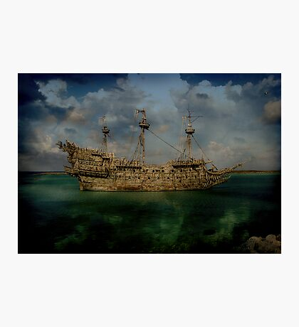 The Flying Dutchmen Photographic Print