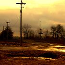 Litchfield, Illinois - Route 66 by Christine Elise McCarthy