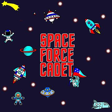 SPACE FORCE CADET by Calgacus