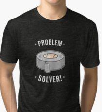 Camiseta de tejido mixto Duct Tape - Problem Solver
