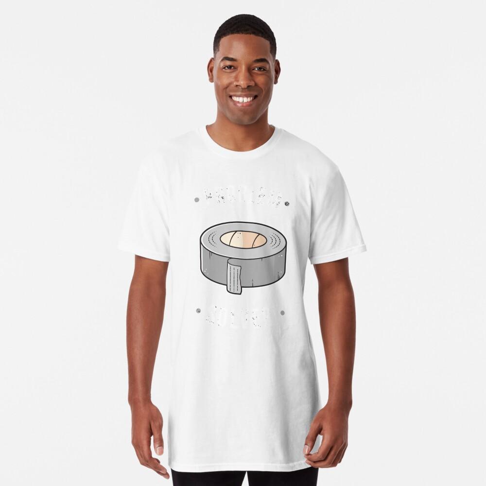 Duct Tape - Problem Solver Long T-Shirt