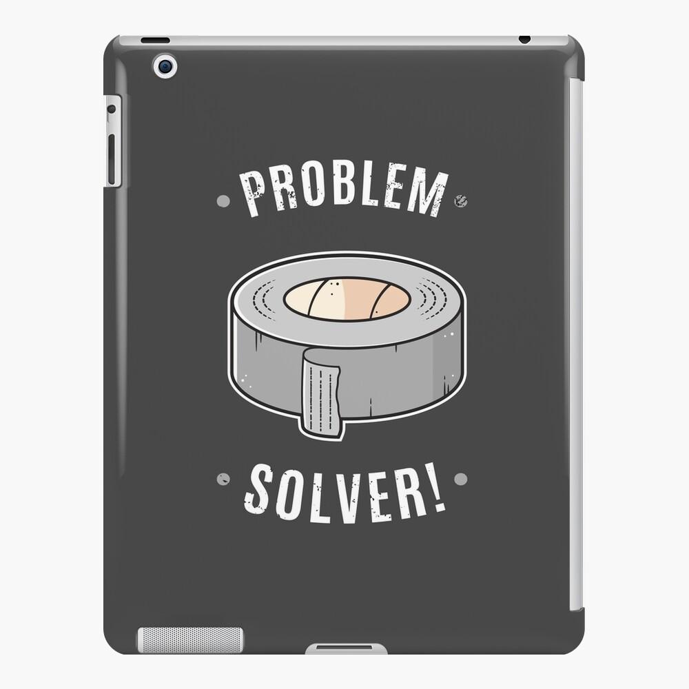 Duct Tape - Problem Solver iPad Case & Skin