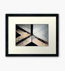 Corner #2 Framed Print