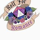 Roll For Romance - Genderfluid Pride by Sam Spicer