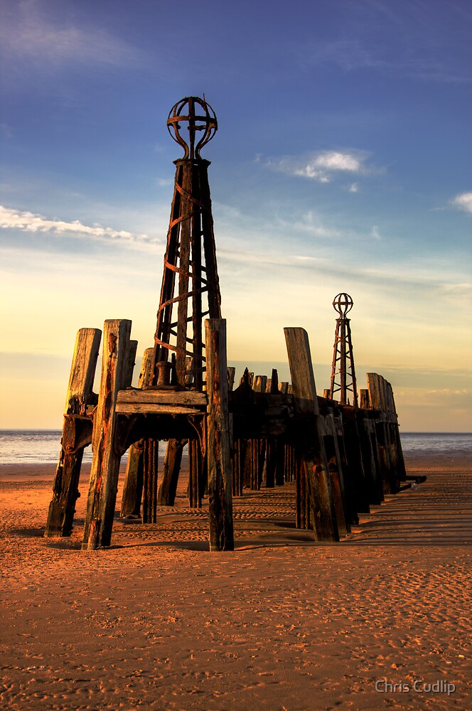 St. Annes Pier HDR by Chris Cudlip