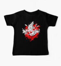 Ghostbusters Logo Paint Splatter Baby Tee